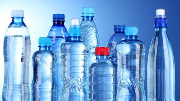 قیمت انواع آب معدنی در بازار + جدول