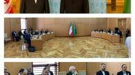 دیدار ظریف با وزیر خارجه ترکمنستان و بررسی تحولات منطقهای