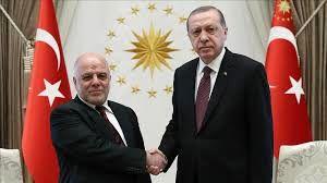 دیدار نخست وزیر عراق و رئیس جمهور ترکیه