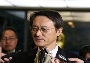 ژاپن سفیر سئول را احضار کرد