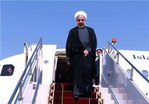 حسن روحانی هم اکنون وارد تبریز شد