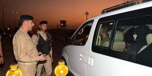 پلیس کربلا تدابیر امنیتی  در این  استان را شدت بخشید