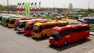 نرخ کرایه اتوبوسهای بینشهری افزایش  یافت