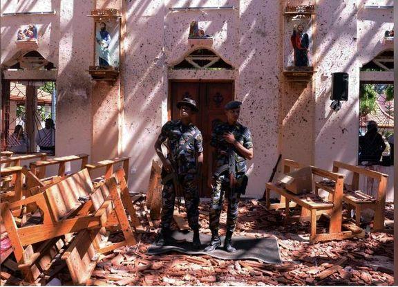 رئیس پلیس سریلانکا از مقام خود استعفا داد