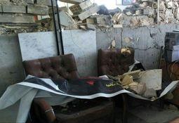 تصاویری از خسارت های زلزله امروز در استان کرمانشاه