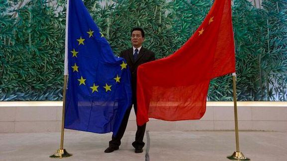 بورسهای اروپا و آسیا پس از تحریم متقابل چین و اتحادیه اروپا ریزشی شدند