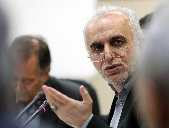 وزیر اقتصاد: دولت یک ریال هم از بانک مرکزی استقراض نکرده است