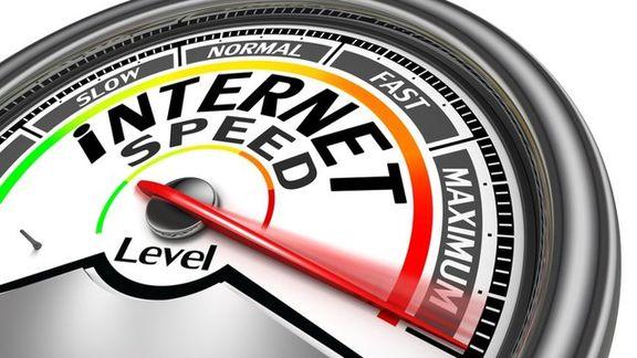 متوسط سرعت اینترنت ثابت و موبایل اعلام شد