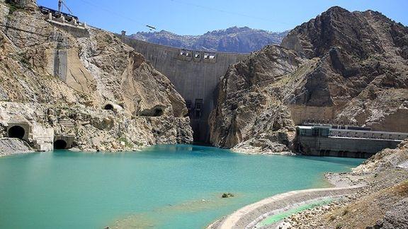 کمبود ذخایر آبی در سدهای تامین کننده آب شرب تهران
