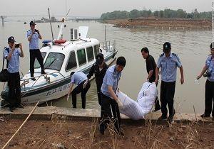 ۱۰ نفر کشته بر اثر واژگونی یک قایق در چین