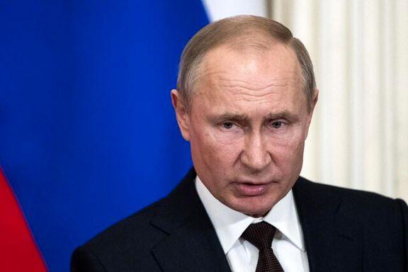 رئیس جمهور روسیه تست کرونا نمی دهد/پوتین علائم کرونا ندارد