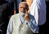 پیروزی قاطع مودی در انتخابات پارلمانی هند