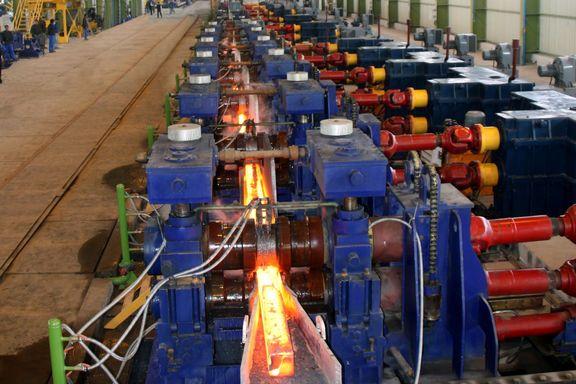 رتبه 19 ایران در صادرات شمش فولادی