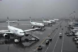 فرودگاه های ایران رنگ و بوی نوروز گرفتند