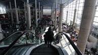 تعداد مسافران در فروردین 99 حدود 97 درصد کاهش یافته است