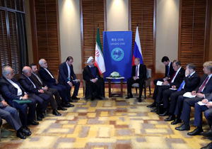 ارتقای ایران به عضو اصلی سران سازمان همکاری شانگهای