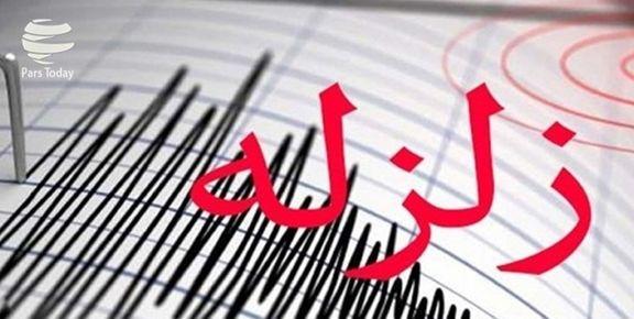 زمینلرزه 3.3 ریشتری اندوهجرد کرمان را لرزاند