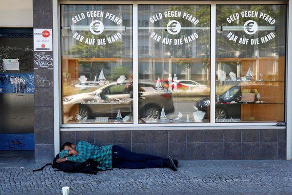 کاهش 9.7 درصدی رشد اقتصادی آلمان در سه ماهه دوم سال