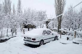 آخرین وضعیت هواشناسی/هوای بخش های شمال غربی کشور همچنان برفی خواهد بود