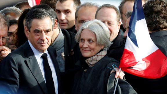 درخواست دفتر دادستانی برای محاکمه فرانسوا فیون نخست وزیر پیشین فرانسه و همسرش