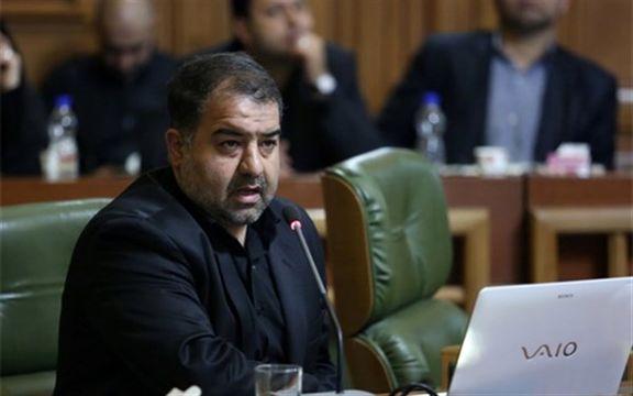 فردی که مقابل شهرداری تهران خودسوزی کرد 69 درصد سوختگی عمیق دارد