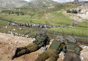 تلاش اسرائیل برای شناسایی رسمی حاکمیتش بر ارتفاعات جولان از جانب آمریکا
