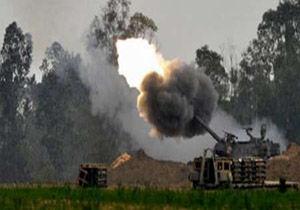 حملات توپخانهای متجاوزان سعودی به الحدیده