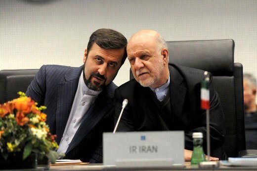 ایران از حقوق خود در زمینه تولید و صادرات نفت کوتاه نمی آید