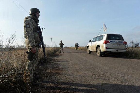 جدایی طلبان اوکراینی از شرق این کشور خارج می شوند