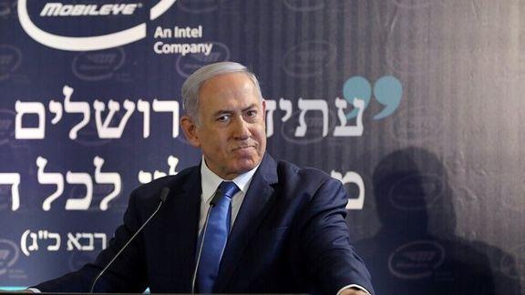 پیام  جنجالی نتانیاهو به رای دهندگان اسرائیلی