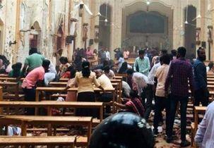 داعش مسئولیت انفجارهای تروریستی در سریلانکا را بر عهده گرفت