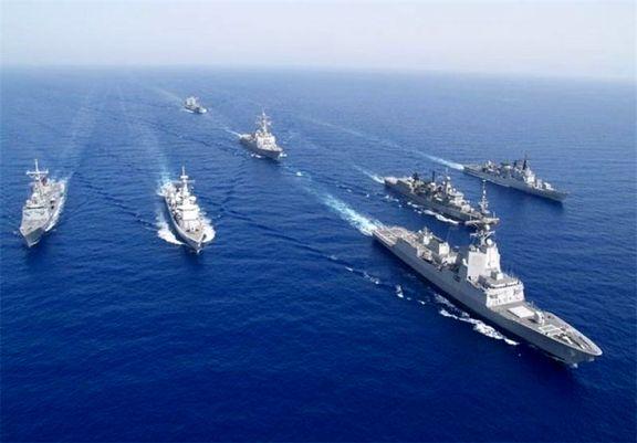 مانور دریایی ۴۵ کشور به میزبانی پاکستان