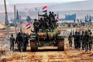 ارتش سوریه  خانطومان را آزاد کرد