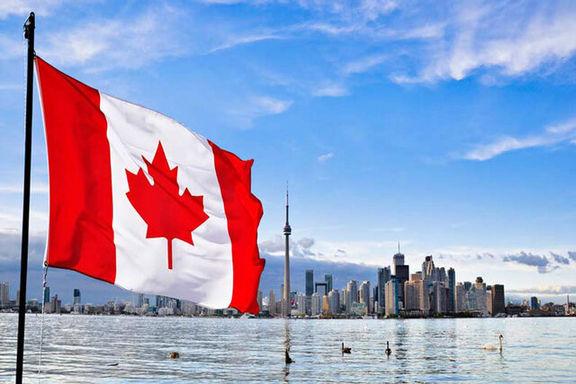 اقتصاد کانادا کوچک شد