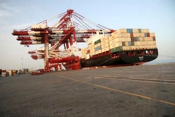 تراز تجاری مثبت 118 میلیون دلاری کشور در آبان ماه