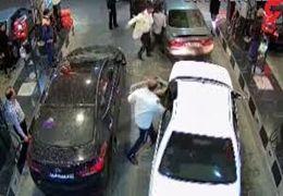 این کلیپ جنجالی به اسم زورگیری در وسط شلوغی شهر در صف پمپبنزین رشت دیروز منتشر شد