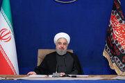 روحانی:  اولین دولتی بعد از انقلاب هستیم که در شرایط تحریم کار خود را آغاز کردیم
