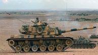 ارتش ترکیه تجهیزات نظامی جدیدی را به مرز مشترک با سوریه فرستاد