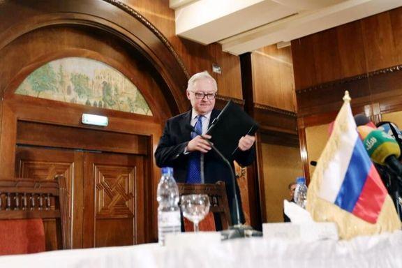 انتقاد ریابکوف از تصمیم نادرست امریکا برای ادامه خروج از پیمان آسمانهای باز