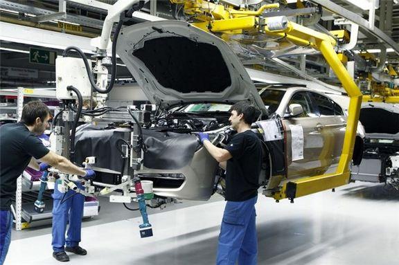 صنعت قطعه سازی بیمار است / سی هزار میلیارد تومان به بدنه صنعت خودرو سازی تزریق شود