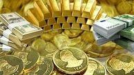 ریزش قیمتها در بازار طلا و ارز/ دلار ارزان شد