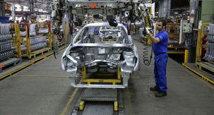 توقف تولید 25 خودرو سواری و سنگین