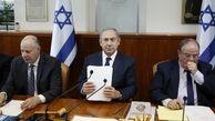 نتانیاهو نتوانست ذوق زدگی خود را از سخنان وزیر خارجه بحرین پنهان کند