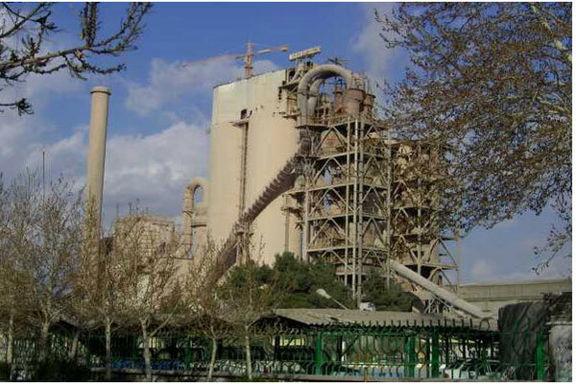 توقف تولید یک شرکت سیمان بورسی به دلیل قطع برق