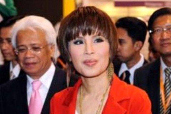پادشاه تایلند کاندیداتوری خواهرش برای نخست وزیری را محکوم کرد