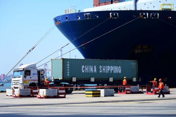 رشد صادرات چین رکورد 19 ماه اخیر را شکست