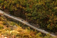 تردد انواع وسایل نقلیه از کرج به سمت مرزنآباد ممنوع شد