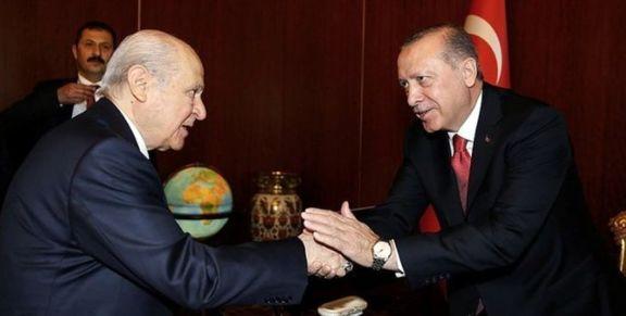 اردوغان با درخواست باغچلی برای عفو شماری از زندانیان مخالفت کرد