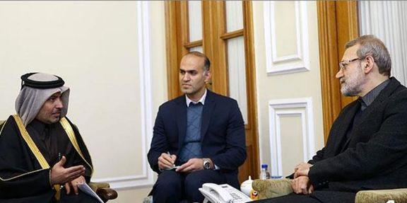 لاریجانی به اجلاس بین المجالس جهانی در قطر  دعوت شد