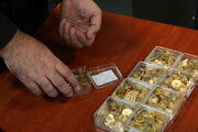 افزایش پیوسته قیمت سکه در بازار